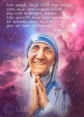 Mutter Theresa | Seelen Sprüche | Very best quotes, Buddhist