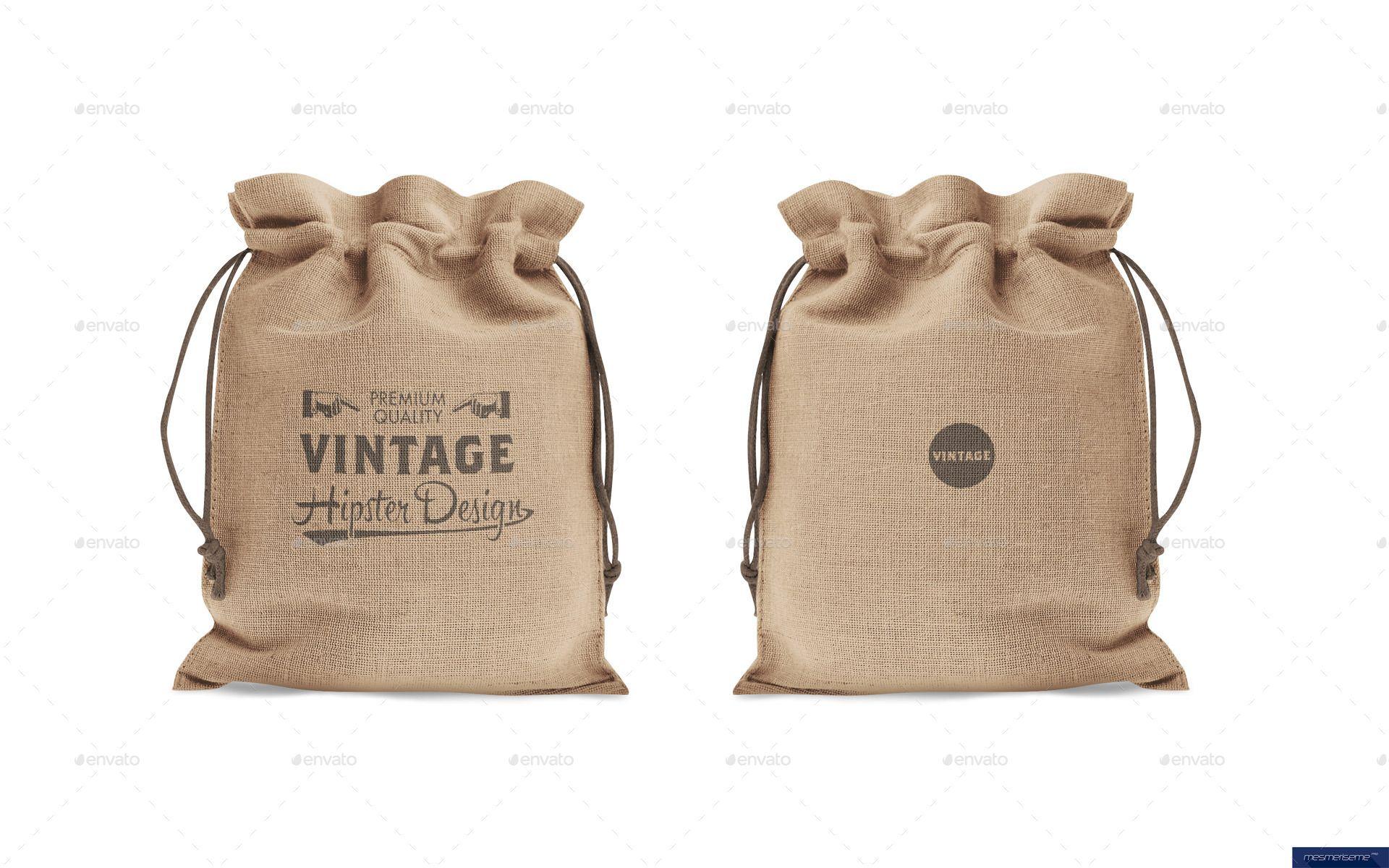 Download Pin By Agata Grabowska On Vid Jute Bags Bag Mockup Hipster Design