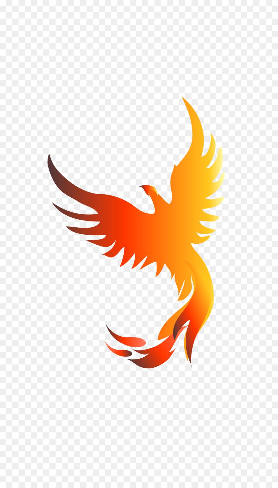 Creative Phoenix Bird Logo Symbol Design Illustration Bird Logos Bird Logo Design Phoenix Artwork