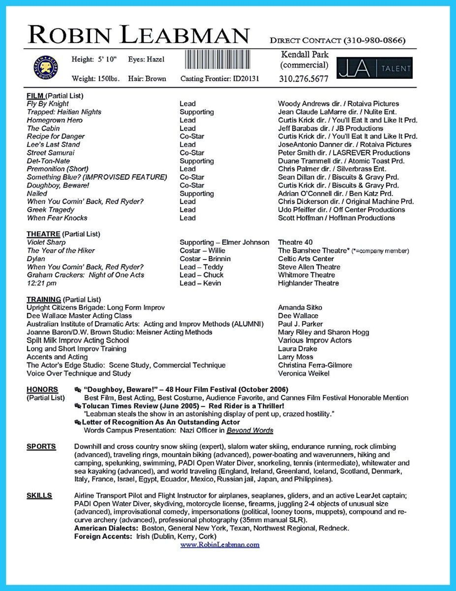Resume Templates And Resume Examples Resume Tips