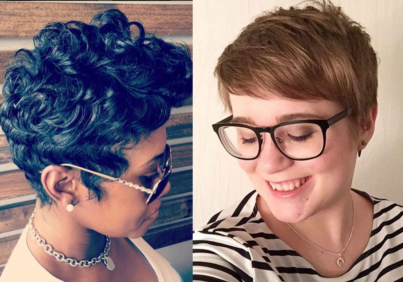 23 provas de que o cabelo curto ficaria muito bem em você