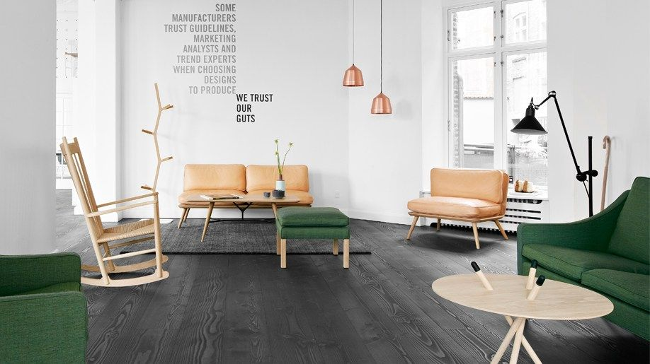 New Furniture Showroom In Copenhagen Fredericia Furniture