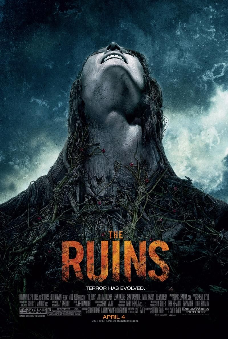 The Ruins 2008 As Ruinas Ver Filmes Online Gratis Filmes Online Gratis Filmes De Terror