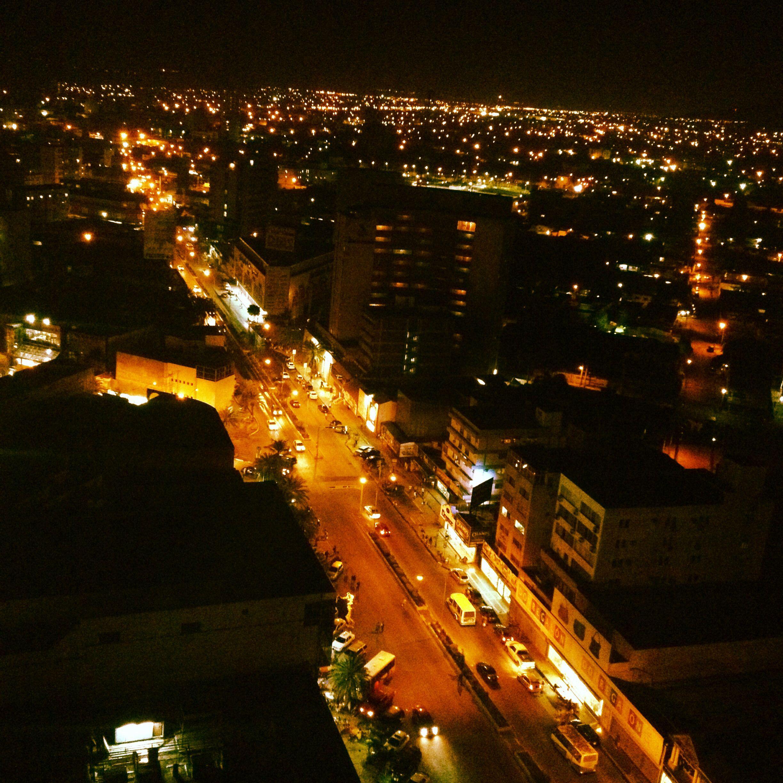 Avenida 4 de Mayo - Porlamar - Isla de Margarita