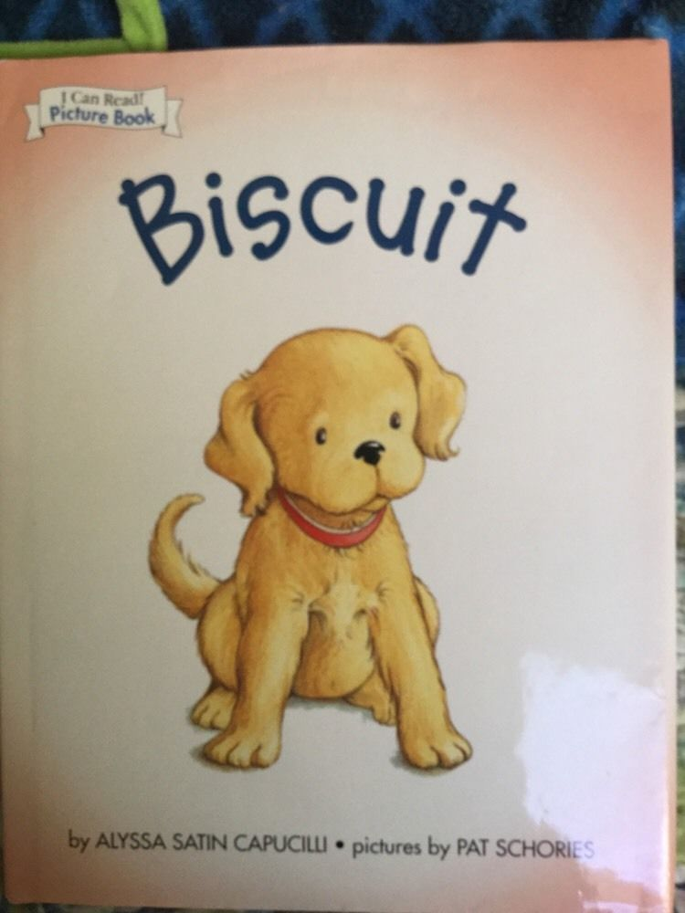 Biscuit an i can read picture book 2009 by alyssa satin