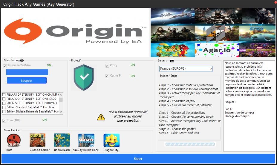 Origin Game Hack - Free EA Origin Games is a small and free