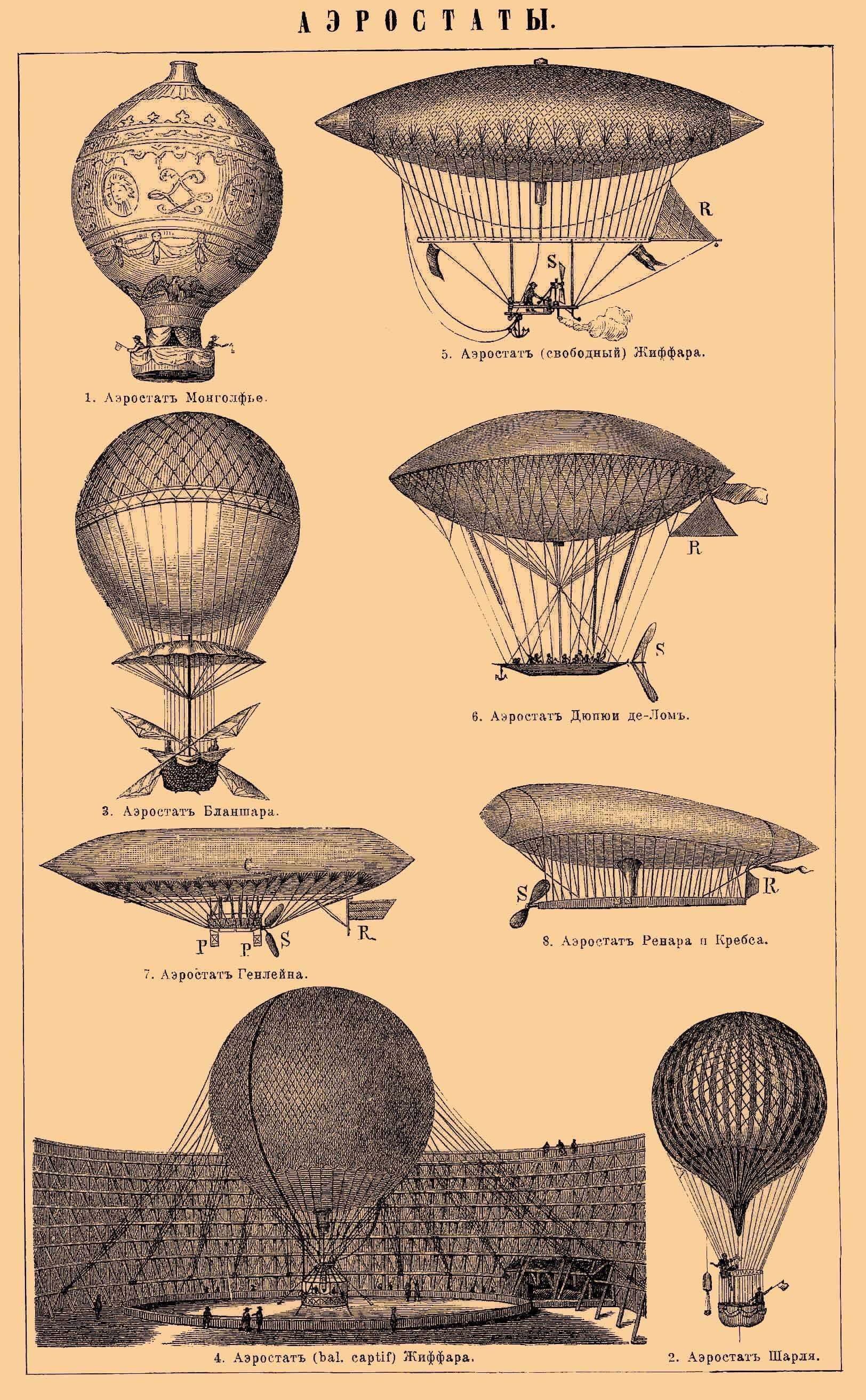 Clara Doprado Dessin Steampunk Montgolfiere Ballon