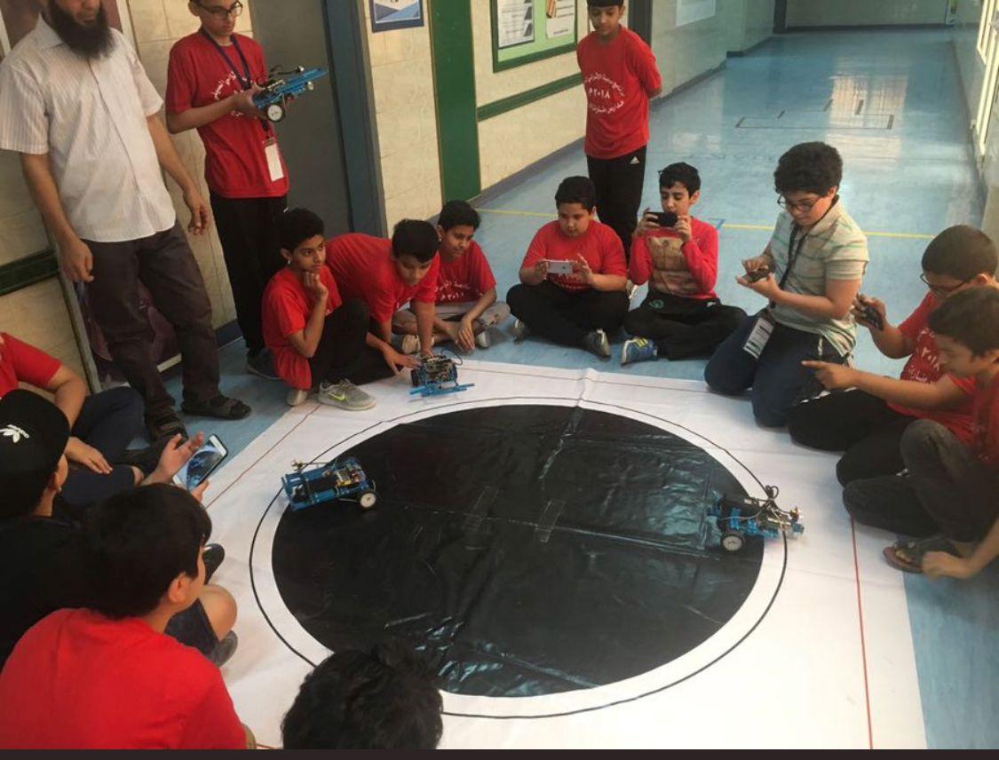 مدارس منارات الرياض فعاليات اليوم السابع من برنامج موهبة الاثرائي الصيفي 2018م بمدارس منارات الرياض وحدة الروبوت معارف ل Home Decor Decor Poker Table
