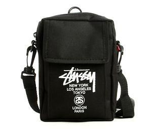 STUSSY Messenger Bag  7f10621355798