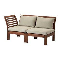 Lounge havemøbler og andre lækre afslappende havemøbler - IKEA