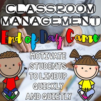 The Special Education Charade >> End Of Day Classroom Management Tool 108 Charade Cards Classroom