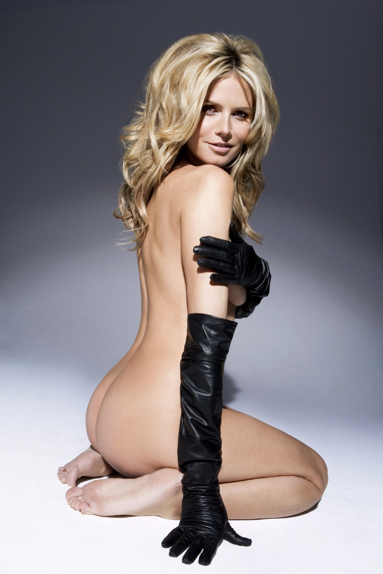 Free nude pictures of heidi klum