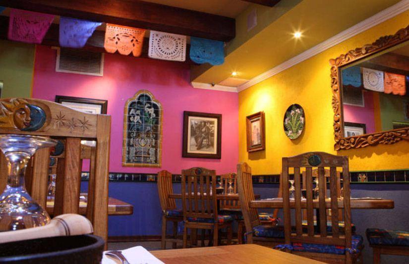 Tesoro mexicano foodieman a rese a el restaurante casa for Decoracion de interiores restaurantes