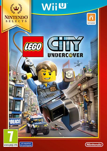 Lego City Undercover Wii U Eur Espanol Torrent Descargar