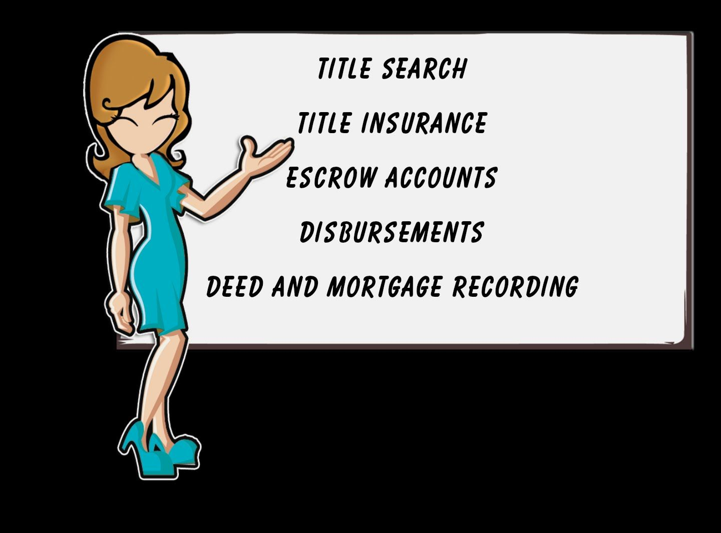 Title Your Last Stop In The Real Estate Transaction Title