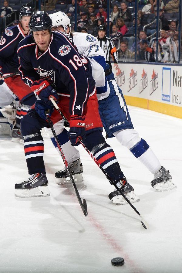 Columbus Blue Jackets Hockey - Blue Jackets Photos - ESPN  R.J Umberger