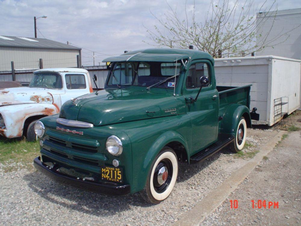 Classic Dodge Trucks Classic Dodge Truck Restoration Projects