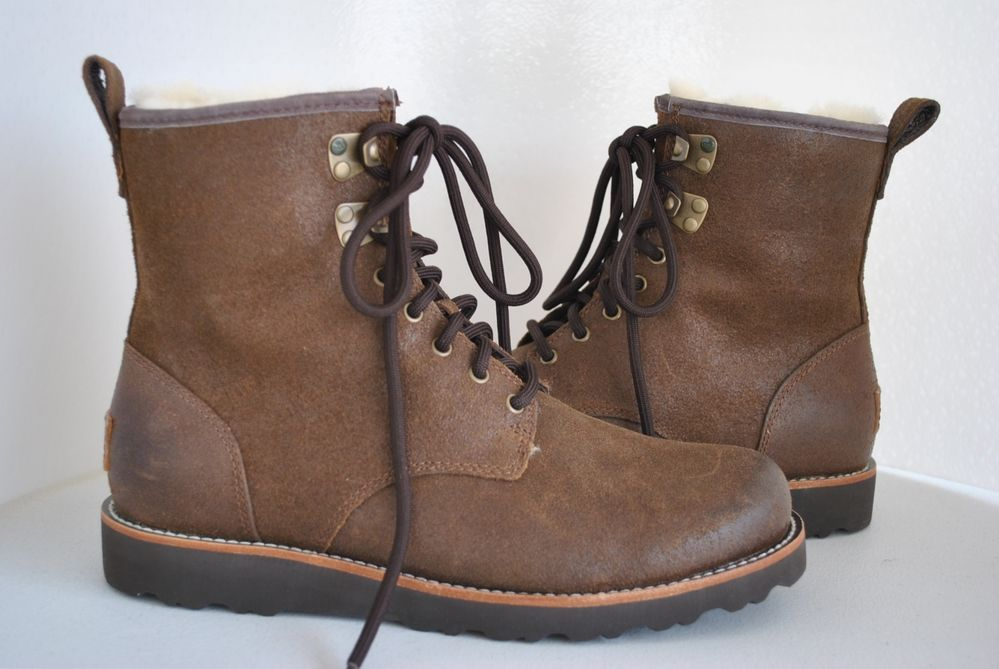 13b095c584b UGG Boots Men's Hannen Boot 1003623 U.S Size 8 | Stuff to Buy ...