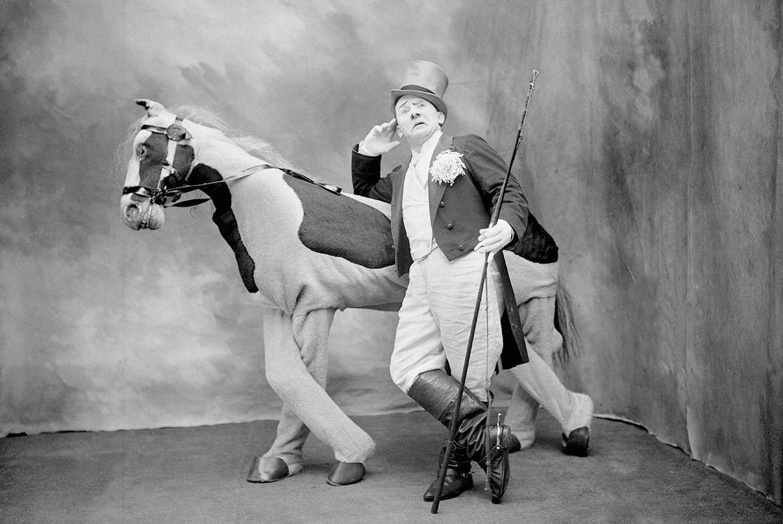 Foottit the clown - Paris 1903.