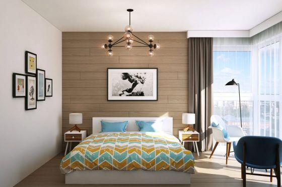 Dormitorio Moderno Pequeo. Decorar Modernos Pequenos Decoracian De ...
