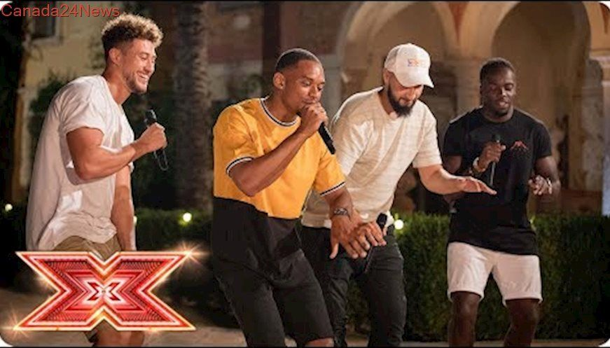 Rak Su Bring The Heat With Original Song Palm Tree Judges Houses