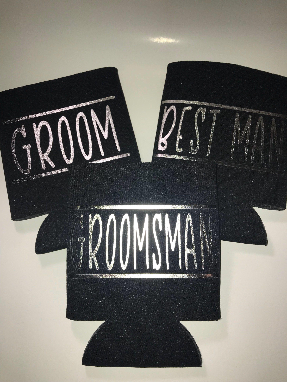 Groomsman can cooler best man can cooler groomsman gift