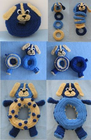 Puppy Themed Toys For Baby $$