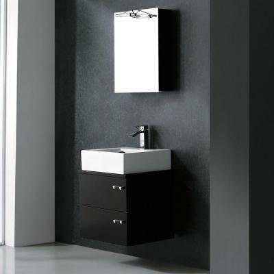 Vigo 22 In Single Bathroom Vanity With Top And Medicine Cabinet Wenge 17