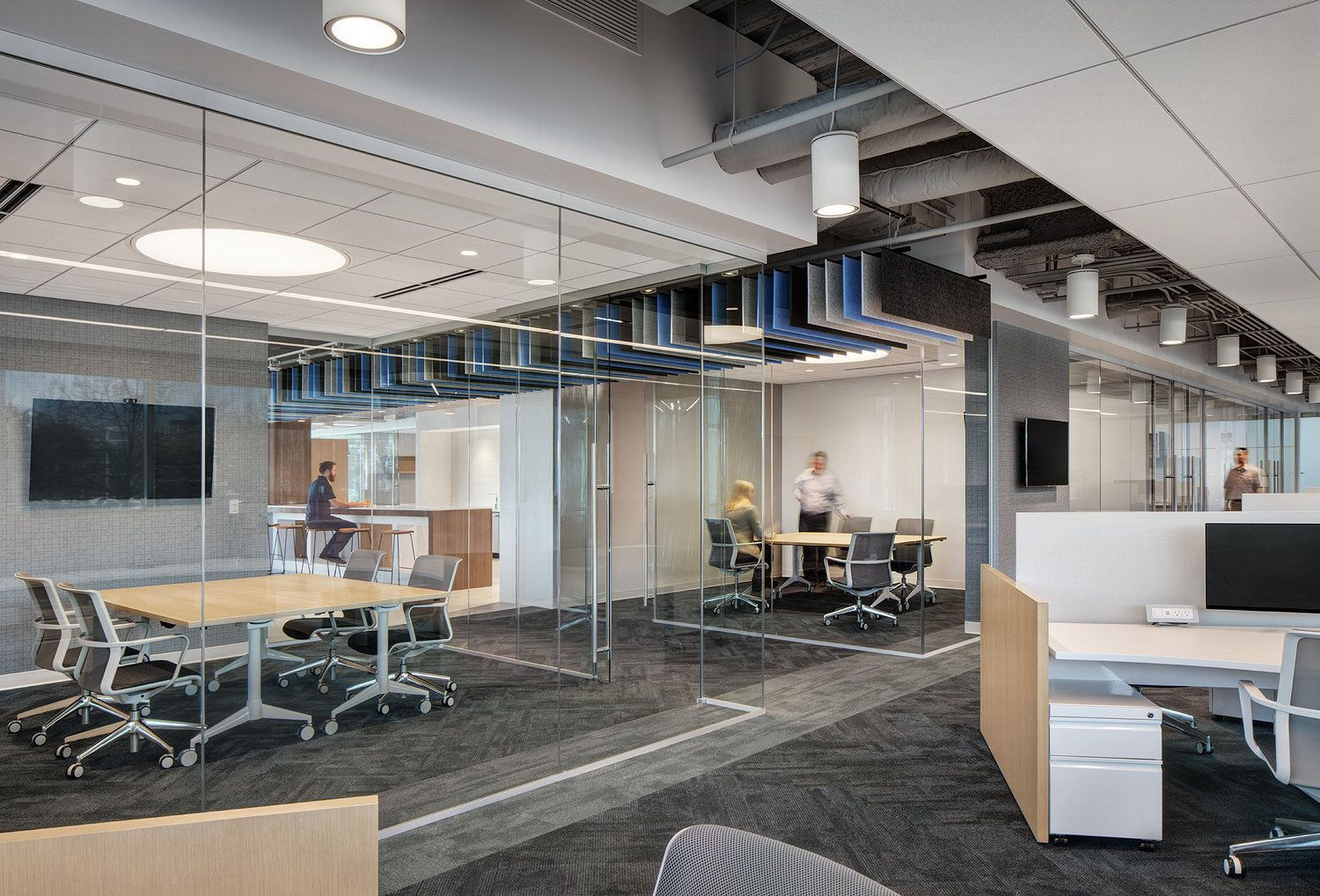 Rsna It Lab Office Interior By Ewparchitects Product