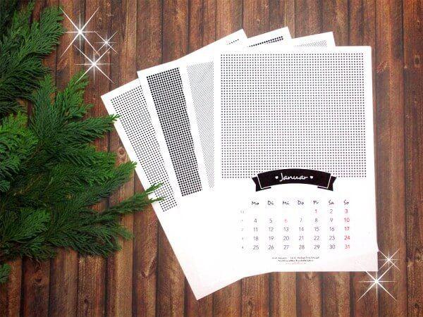 1000 ideen zu fotokalender 2016 auf pinterest - Wanddekoration ka che selber machen ...