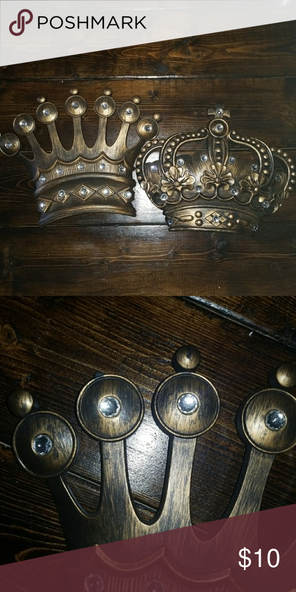 Queen Crown Wall Decor I Bought