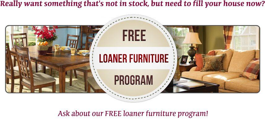 Free Loaner Program Wayside Furniture Akron Cleveland Canton