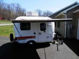 Travel Trailers For Sale In Pa >> 1986 U Haul 13 Fiberglass Camper Trailer Benton Pa Fiberglass
