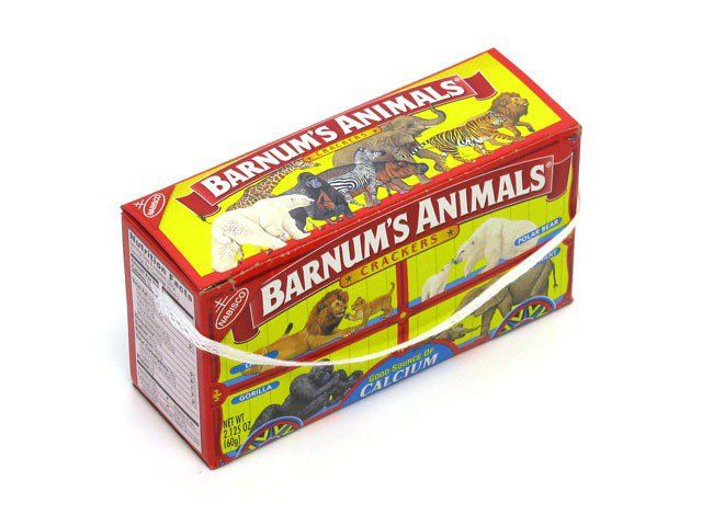 Image result for barnums animal crackers