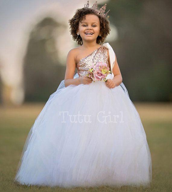 0a3fb112767 Flower Girl Dress