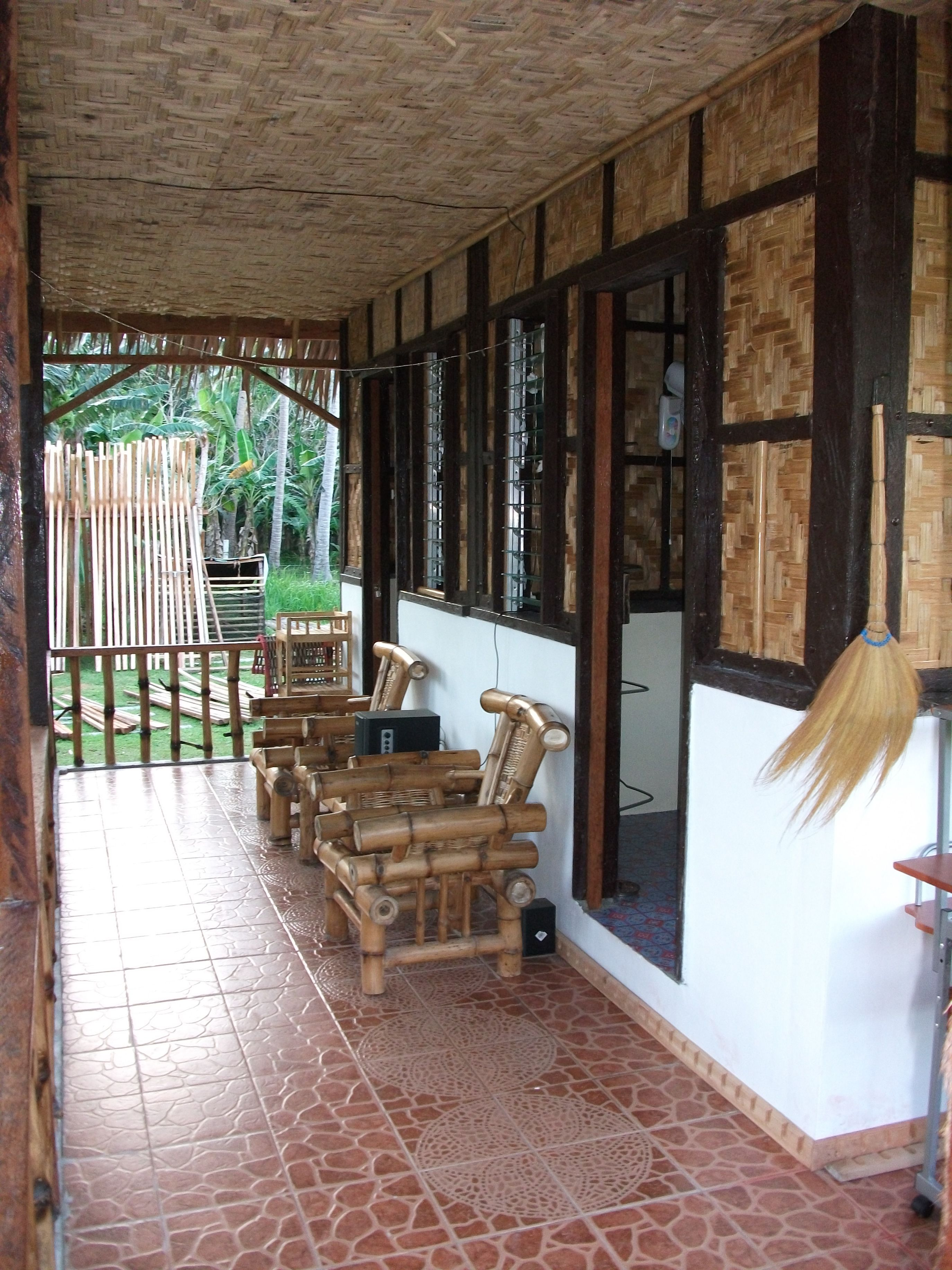 Modern Bahay Kubo Design : modern, bahay, design, Bungalow, Design, Philippines, Bamboo, House, Design,, Wooden, Small