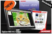 Buy your Janome Digitizer MBX V4.5 Digitizing Software + DVD Training at LOWEST EVER PRICE + FREE SHIPPING Online at Bargain Box