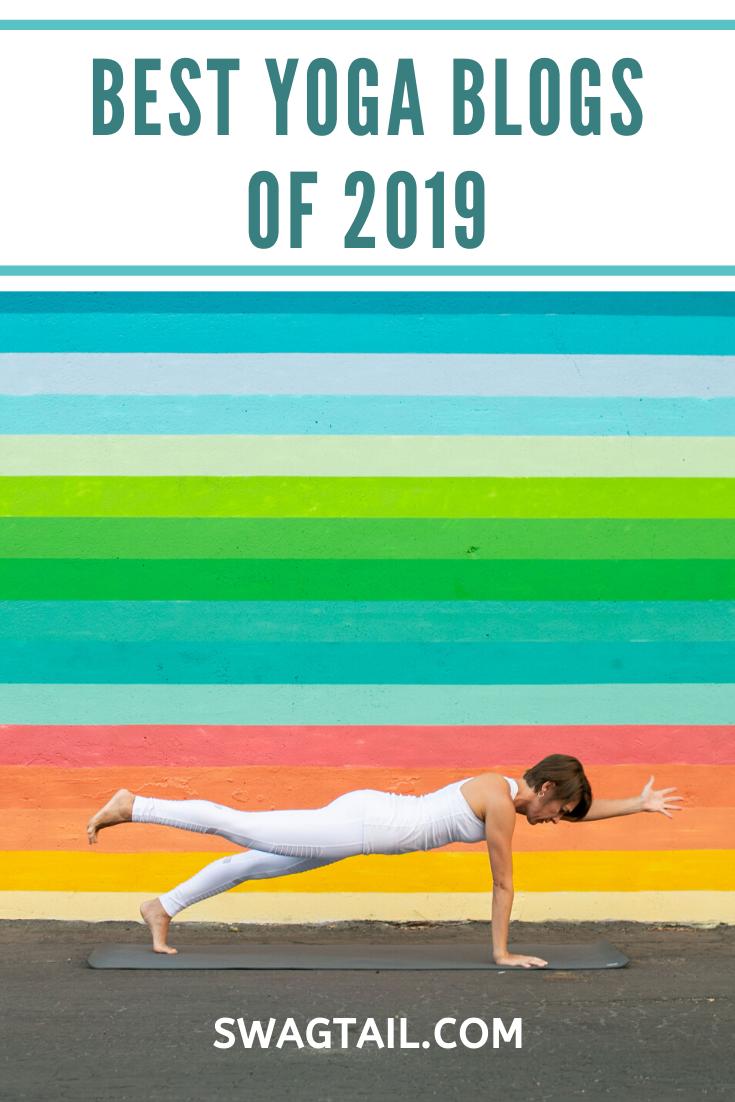 BEST YOGA BLOGS OF 2019 in 2020 Best yoga, Yoga class