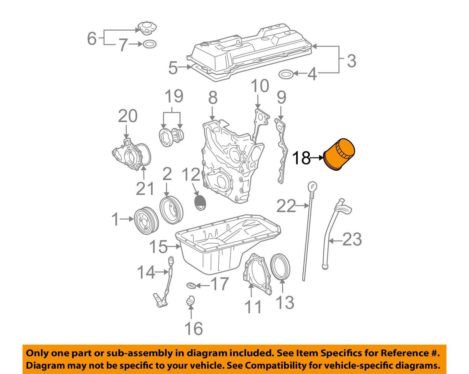 Cool Toyota 2017: TOYOTA OEM Engine-Oil Filter 90915YZZD1