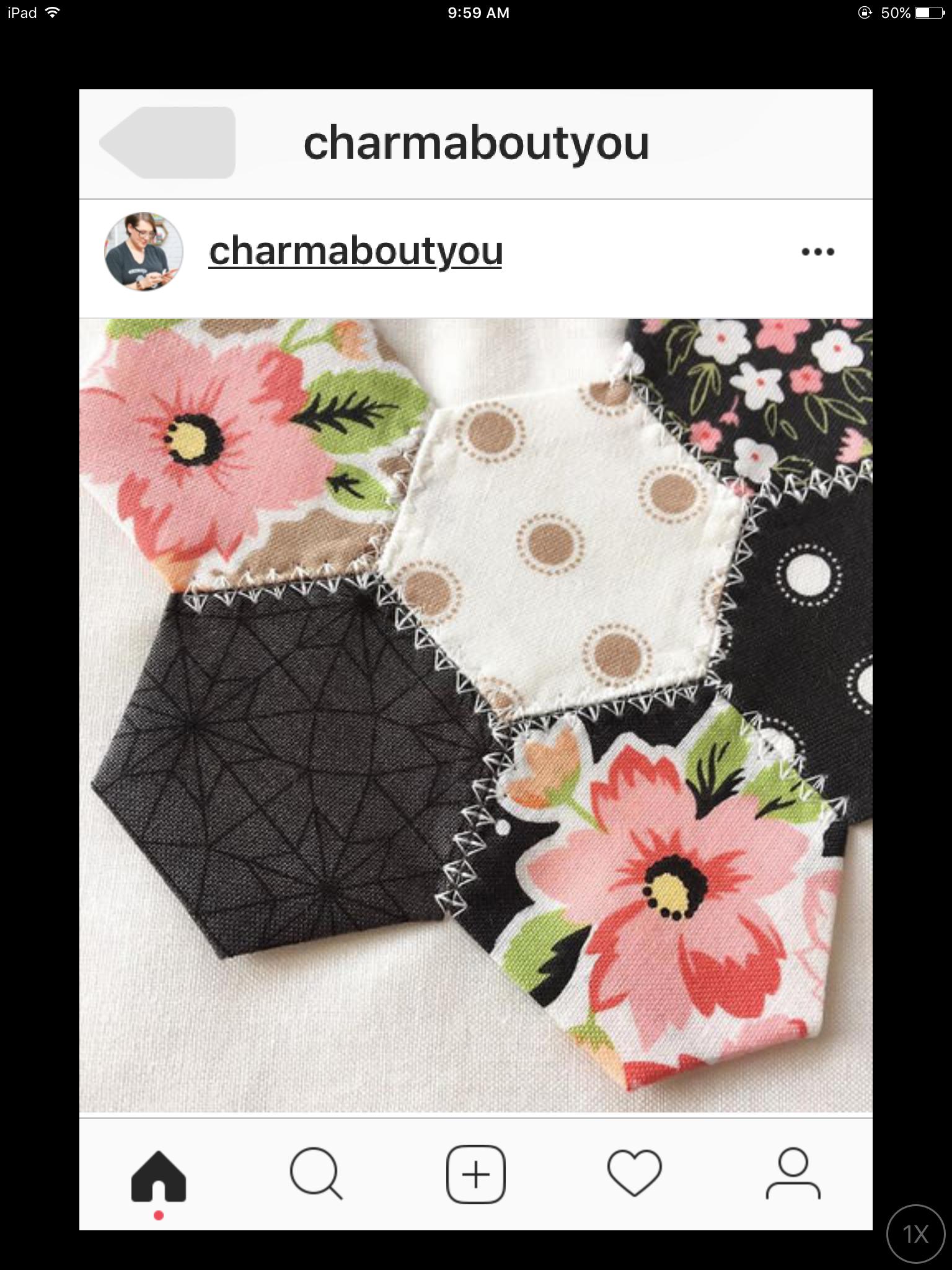 Pin von Connie Blanchard auf English Paper Piecing | Pinterest
