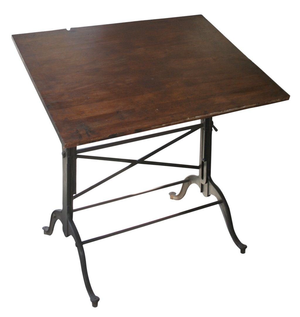 Old Drafting Table. The Perfect Desk For The Gentlemanu0027s Study.