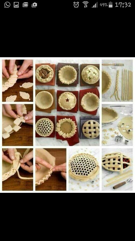 Varianti crostata
