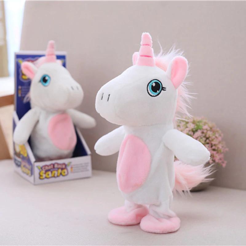 Talking Walking Unicorn Unicorn Toys Unicorn Stuffed Animal Unicorn Plush