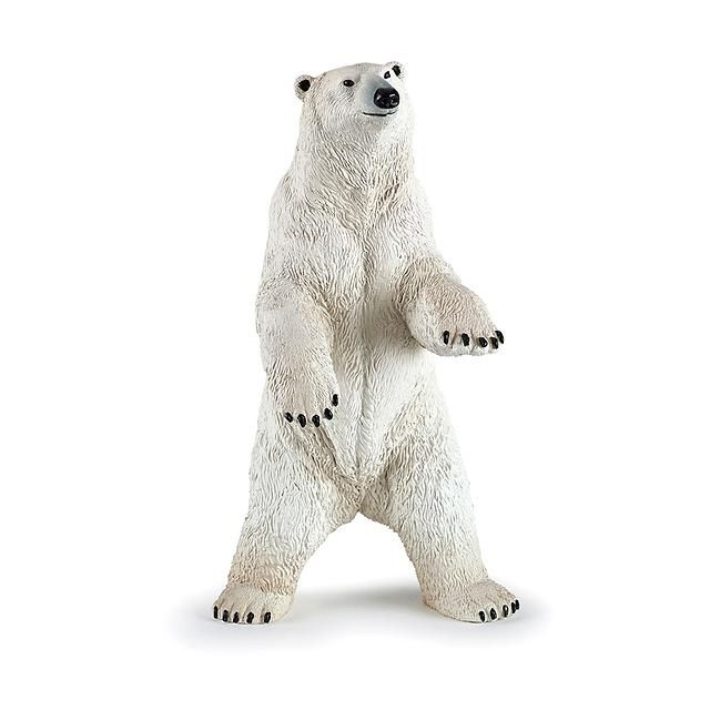 Bullyland Polar Bear Cub Action Figure