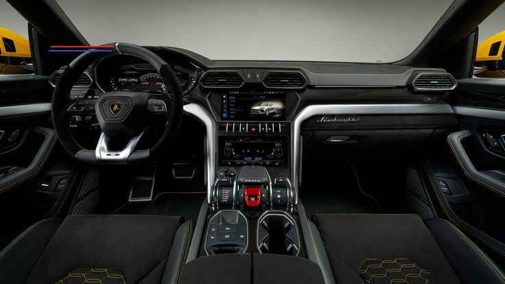 2018 Lamborghini Urus Interior 4K Wallpaper HD Car Wallpapers ID 9219