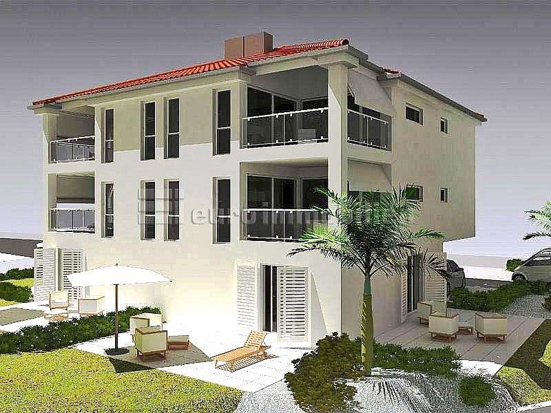 Sonderangebot! Neue Wohnung zum Verkauf auf der Insel Krk von 88 - küche zu verkaufen