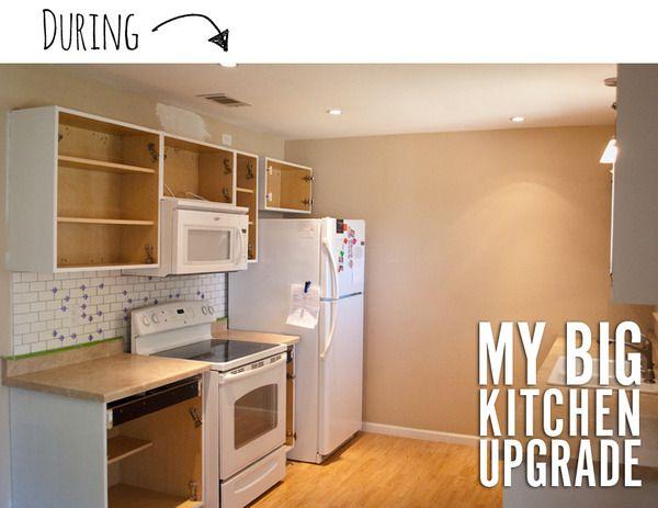 Davidu0027s DIY Kitchen Upgrade: The Step By Step