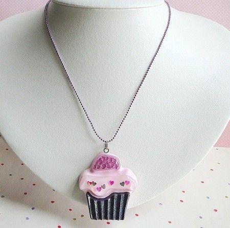 Colar Yummy Cupcake