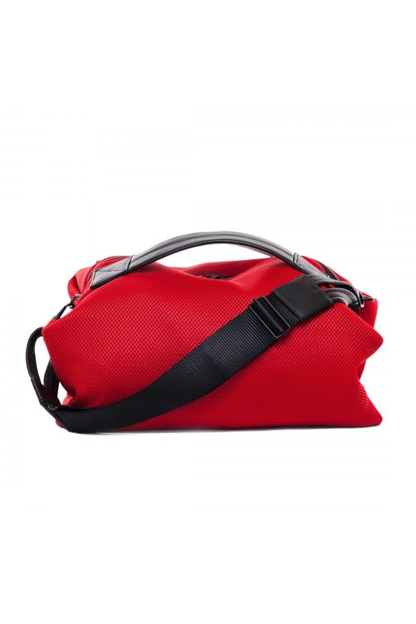08bb0e4a8f Bag by Bandier - love this Refine Red duffel bag! It s the perfect size and  has sturdy straps so New York fitness fanatics can comfortably wear it on  their ...