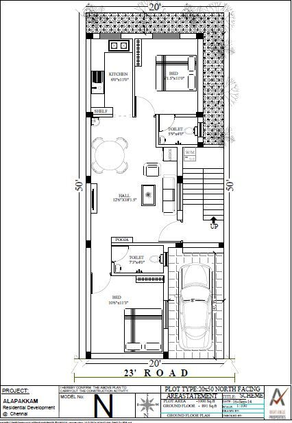 Perfect Image Result For House Plan 20 X 50 Sq Ft